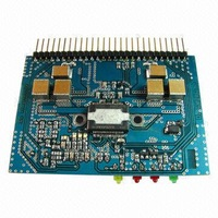 Electronic OEM/ODM PCB 3.5mm audio jack pcb mount