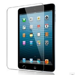 wholesale factory price latest screen protector 0.33mm anti-water japan material and glue curved for ipad