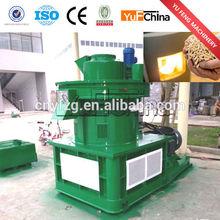 2014 hot sale ring die rice husk pellet mill