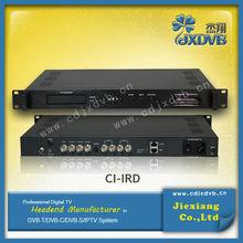 Advanced Headend System DVB Basic Digital Satellite TV Receiver
