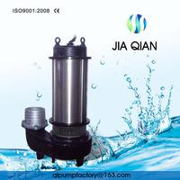 Submersible Drainage Single Phase Water Pump Motor