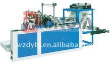 plastic bag making machine/computer heat cutting side sealing DFR-500