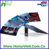 Any Logo Data Load Advertising Credit Card USB Drive 2.0