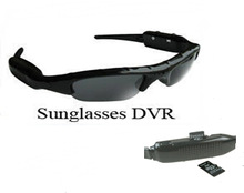 high technology 1300000 pixels UV400 polarized sunglasses with video camera function