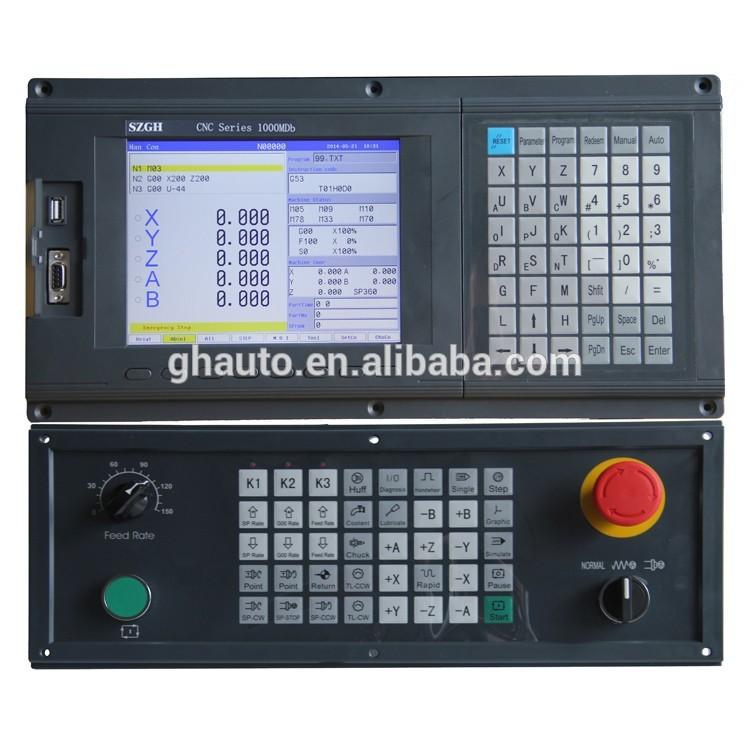 cnc 5 axis milling machine programming