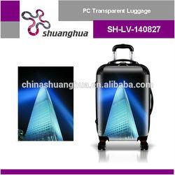 PC luggage bag/trolley suitcase/eminent luggage
