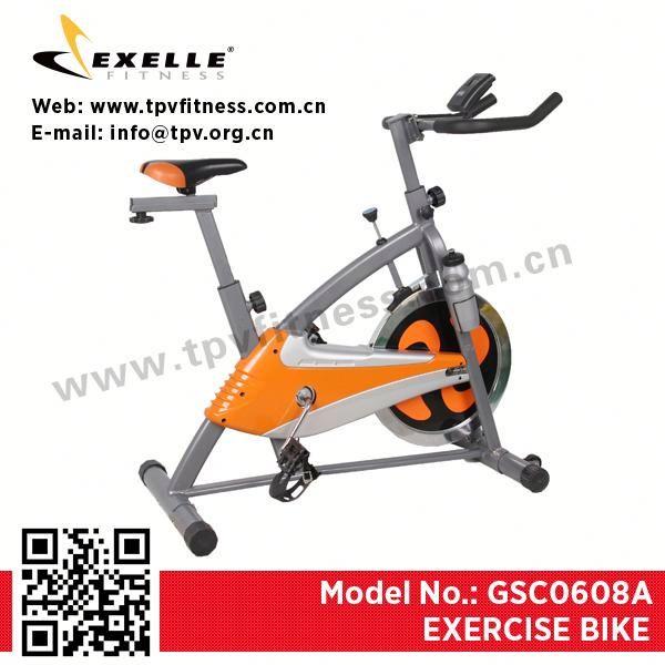 Spin Bike Clip Art