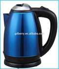 1.8L battery power kettle & stainless steel electric new tea kettle