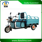 hot sale cheap three wheeler cargo electric tricycle for adults