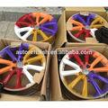 250 ml / 1L / 4L del borde del coche de plástico extraíble dip / plasti dip pintura del coche