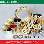 Auto DU Self-lubricant Dry Bearing/Automotive oil Sintered Bronze Bushing/Graphite bronze bushing, china oilless bushings