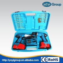 Cordless Tools Combo Kit