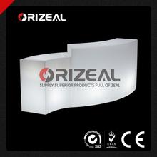 Mobile Glow Illuminated LED Snack Bar Counter (OZ-LF-1006)