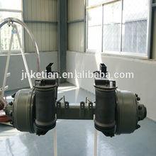 German BPW style air bags suspension kits