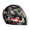 unique style with DOT approval wholesale motorcycle helmets
