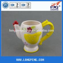 Mini Animal Ceramic 3D Mug