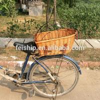 back pet bicycle basket real