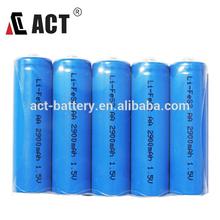 LiFeS2 Cylindrical LFB14505 LFB10450 1.5v aaa/aa battery