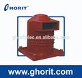 Eléctrico de alta tensión en contacto con el equipo de la caja chn3-10q/280