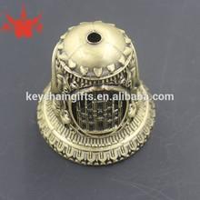 Custom logo made cast iron bell on sale