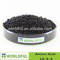 Npk, Alto contenido de fertilizantes, 12 - 3 - 3 aminoácido compuesto Granular