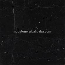 Spanish Black Marquina Nature Stone Composite Tiles