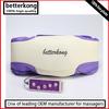 massage belt slender shaper belt with extend belt and handbag