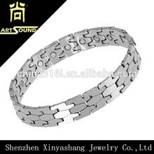Wholesale 2012 best magnetic bracelet health for men