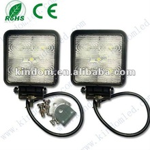 New arrival High Lumens round Led Working Light for engineering machinery