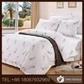 Chegada nova cama set! Alibaba china têxtil fornecedor por atacado de lençóis de cama