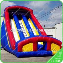 pvc tarpaulin slide,custom professional inflatable water slide slip inflatable slip and slide