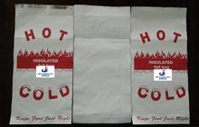 hot chicken foil bag,fried chicken bag,foil paper bag