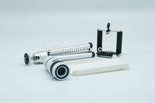 High quality Ip 8X telescope LQ-007 telescope camera universal telescope for mobile phone ip camera lens