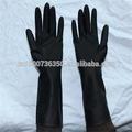 horno de látex industrial de cuero guantes de la mano