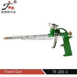 China supply pu foam gun/uv loca adhesive glue