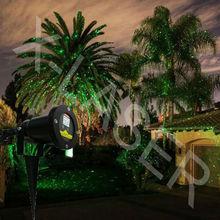 Spot garden/Landscape firefly laser light,floor lamp for plants