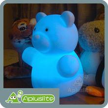 22cm Teddy Bear Animal Shaped LED Table Lamp