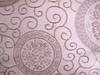 fashionable elegant wedding polyester fabric table cloth