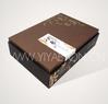 Customized Brown Kraft Paper Tea Boxes