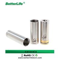 New hottest 2 tubes Caravela mod alibaba China wholesale Caravle mod