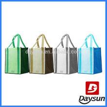 Foldable shopping bag folding shopping bag promotion bag