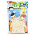 lindo eva artesanía de espuma de muñecas
