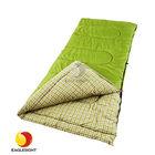 100% cotton flannel sleeping bag
