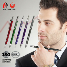2014 customized logo gift crystal pen