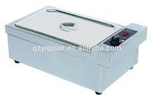 table top electric bain marie food warmer