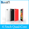 new arrival 4.5inch smartphone android 4.4 gps dual sim in wholesale price