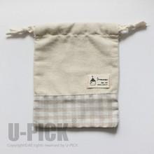 UPICK 2014 home fabric drawstring storage bag