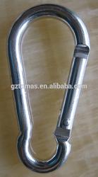 Guangzhou hot selling cheap and mini aluminum carabiner