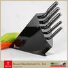 5pcs Wooden Knife Block Set