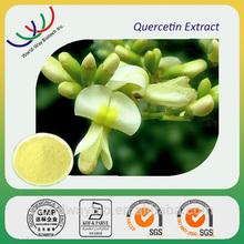 Free sample lower blood pressure ingredient made in China bulk supply lower blood pressure quercetin